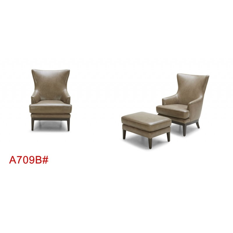 A709B Leather Chair