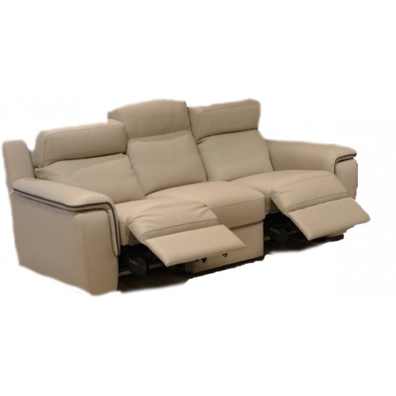 MAXDIVANI Berny Reclining Sofa